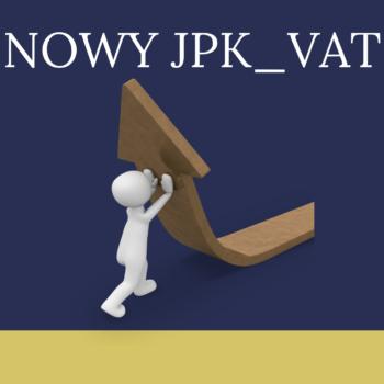Nowy JPK_VAT